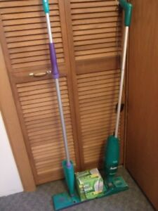 Swifer rechargeable vacuum and Swifer wet jet