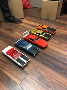 Die Cast Model Car Collectables