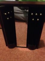 Shelf Mirror/Jewelry Storage