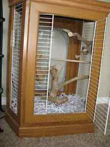Large Custom Made Bird Cage For Sale!!