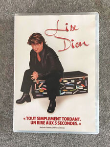 Dvd Lise Dion