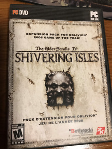 Elders Scrolls IV: Shivering Isles for PC