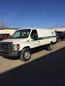 *** 2008 Ford E250 Good Condition Van ****