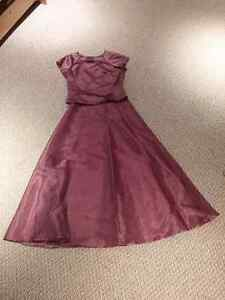 Homemade bridesmaide dress Kitchener / Waterloo Kitchener Area image 1