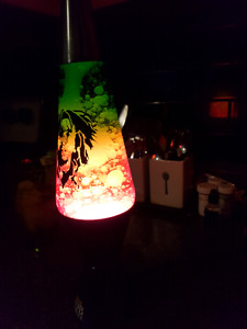 Pair of Bob Marley Lava Lamps New Condition!