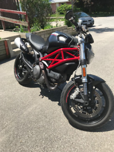 Ducati Monster 796 - 2013 - Priced to go