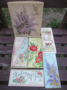 Vintage Cards Assortment of Occasions