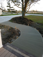 concrete all types call for your free estimate