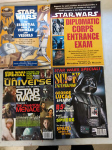 SciFi and StarLog and SciFi ~ 100 Magazines