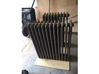 Radiators cast iron reclaim