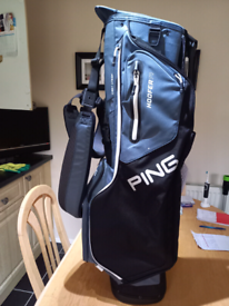 Ping Hoofer 14 Stand Bag New £135