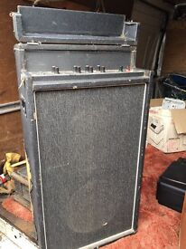 Old amplifier