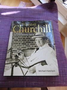 Winston Churchill the Photobiography - 200 + rarely seen photos