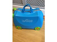 Trunki children's suitcase