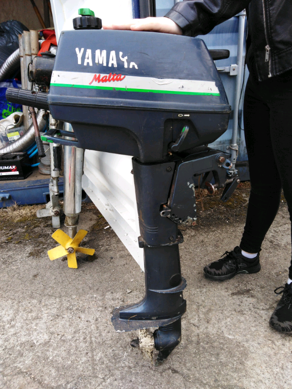 Yamaha Outboard Motor | in Launceston, Cornwall | Gumtree