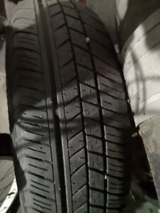 Near-New Set of 4 Tires,
