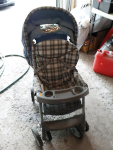 Baby Stroller, Car Seat, and Carriage