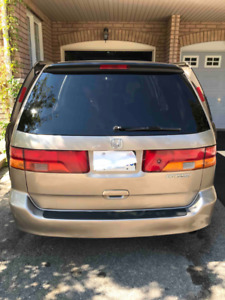 2005 Honda Odyssey, Excellent driving condition, very clean, wel