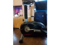 Marcy 2 in 1 - exercise bike and cross trainer with hear rate monitor- need go asap