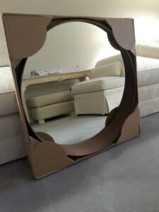 Ikea round mirror  (Stockholm)