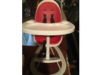Ickle bubba 360 spin high chair