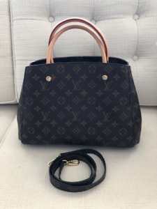 Replica Louis Vuitton Bag - Leather - Like New