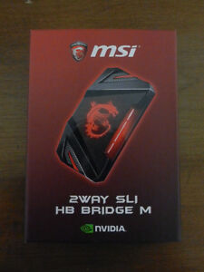 MSI HB SLI Bridge M Compatible