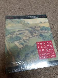 Frank Lloyd Wright A Gated Portfolio Book