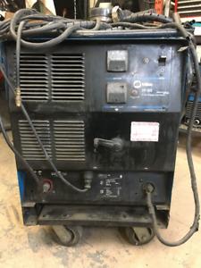 CVDC Miller cp302 Mig welder