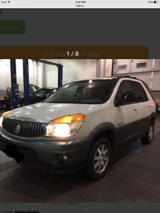 2003 Buick Rendezvous 2tone SUV, Crossover