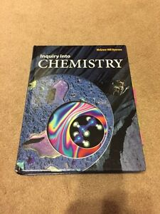 Chemistry 20/30 Textbook Edmonton Edmonton Area image 1