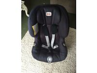 Britax Max Way rear facing seat