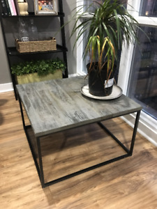 Urban Barn Side Tables (Pair for $100)