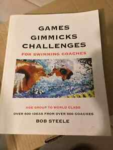 Book - Games, Gimmicks, Challenges for Swimming Coaches