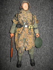 WW2 German 1/6 Scale Dragon Models Figure