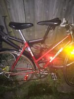 Bikes for sale. 70 dollars takes both or 35 each.