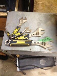 Adjustable wrenches Stratford Kitchener Area image 1