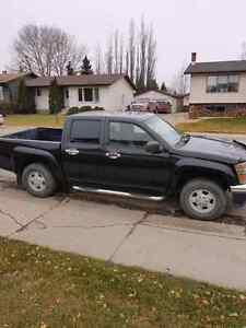 2007 Chevrolet Colorado 4x4 Regina Regina Area image 2