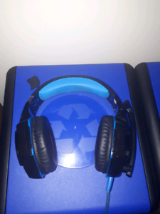 Gaming headset for various gaming systems