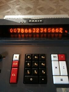 Vintage Facit adding machine #1127 Oakville / Halton Region Toronto (GTA) image 1