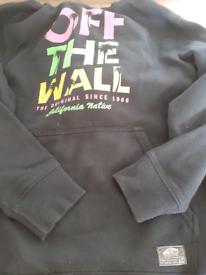 Van's hoodie