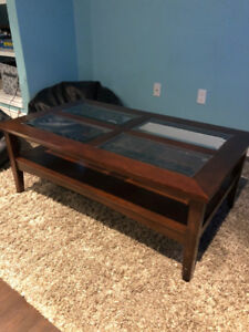Designer Coffee Table and end table