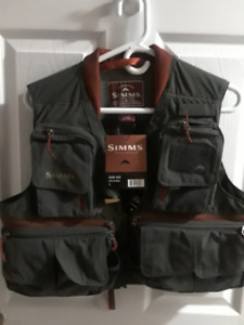 Simms Guide Vest sz Small