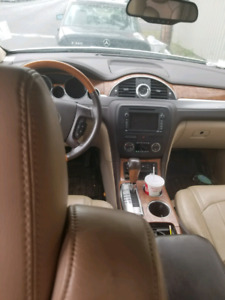 Buick anclave 2009