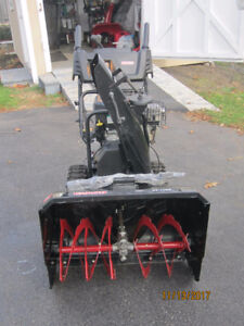 2014 Snow Thrower for sale