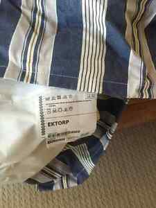 IKEA ektorp sofa cover Prince George British Columbia image 2