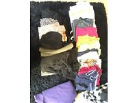 Size 16 - 6 skirts, 15 tops and 1 fleece