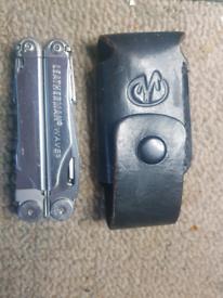 Multi tool leatherman waive