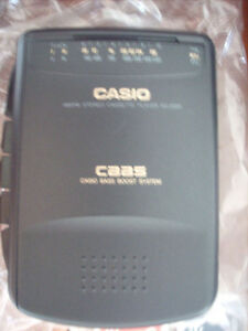 Casio AM/FM Cassette Player AS-200R