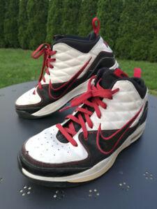 Nike Sport Shoes - White/Black